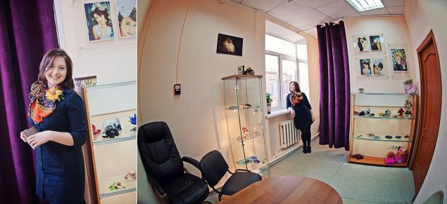 Фотоотчёт о моей мастерской ;)))), мои украшения, салон, фото