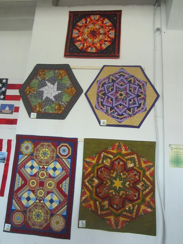 выставки, лоскутная техника