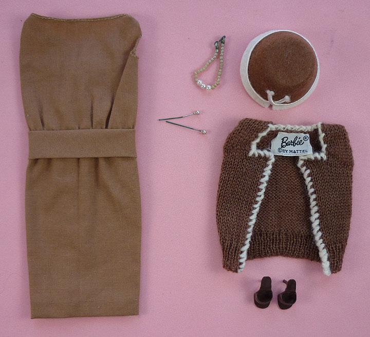 вязание, винтажные куклы