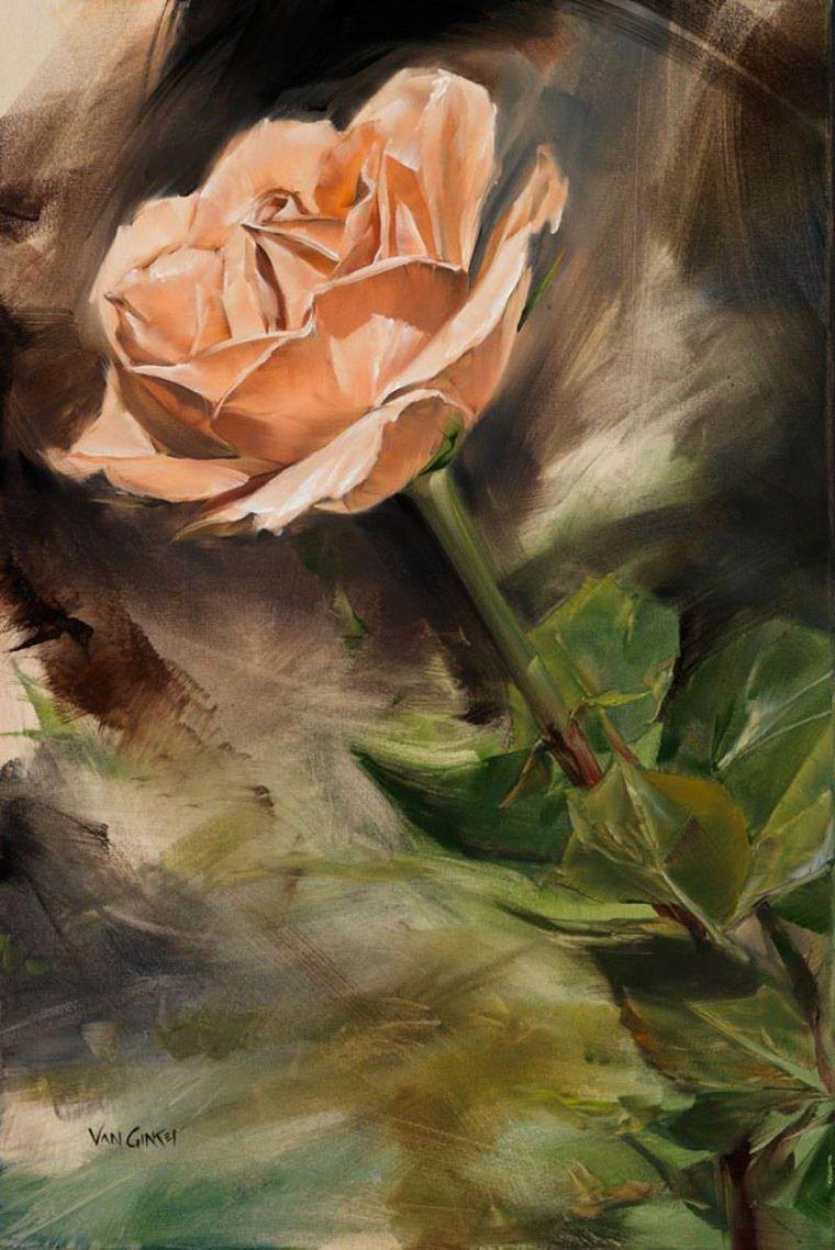 Лепестки роз магия