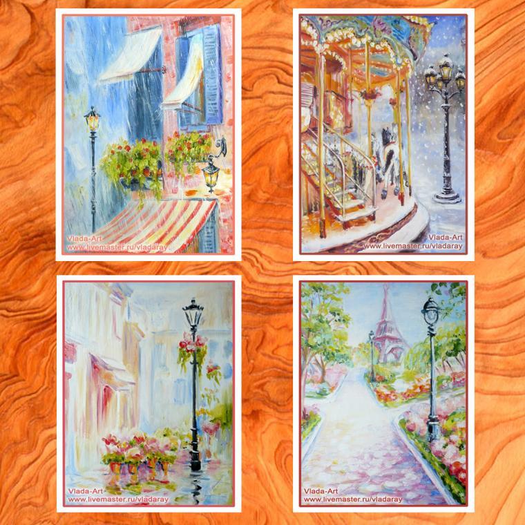 Новые открытки, фото № 5