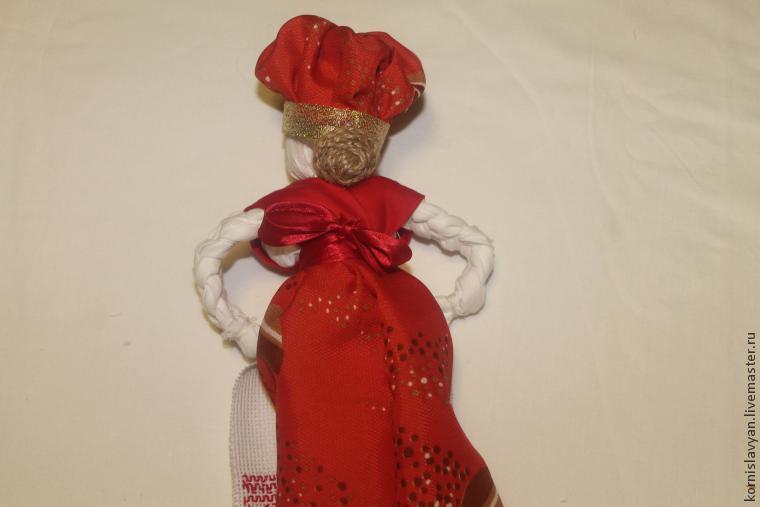Кукла мотанка Барыня. Автор мк Mariya