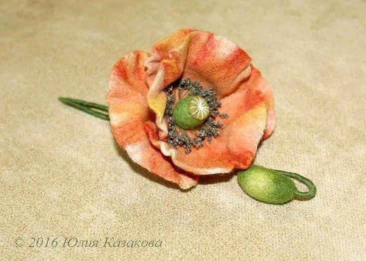 шерсть, цветы