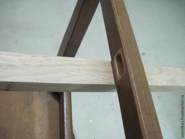 изготовление частей стула