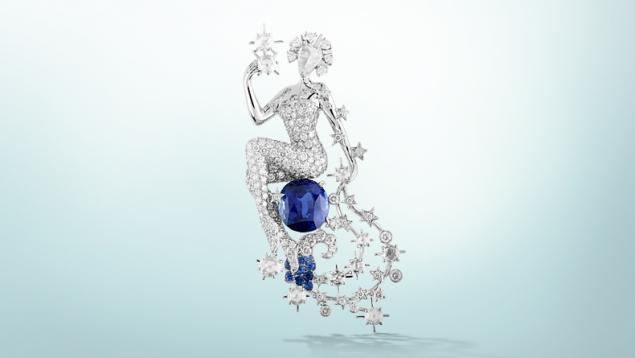 Танец, как источник вдохновения в украшениях Van Cleef & Arpels, фото № 14