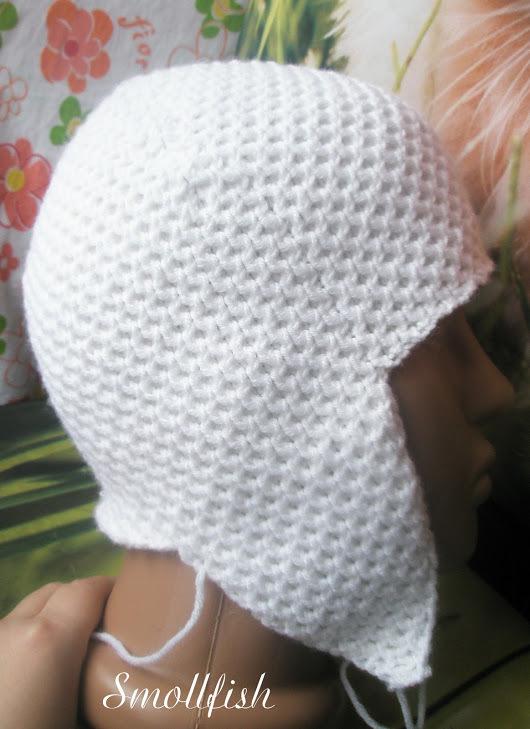 как утеплить вязаную шапочку мастер класс для начинающих и