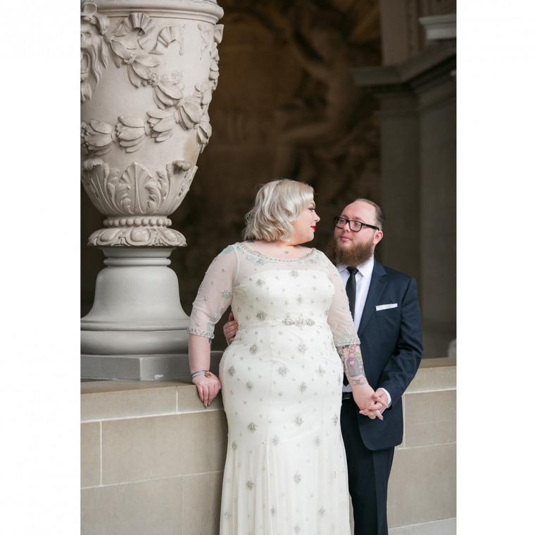 Шестером на одну невесту