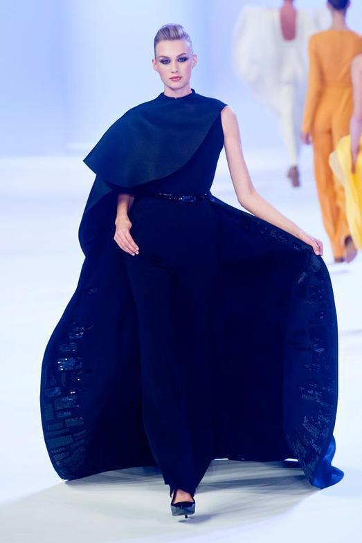 Stephane Rolland Haute Couture весна-лето 2014, фото № 6