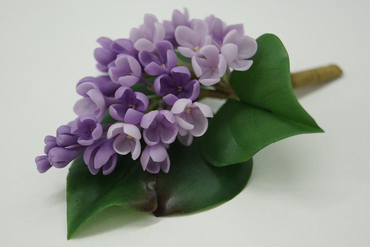 лепка реалистичных цветов, флористика