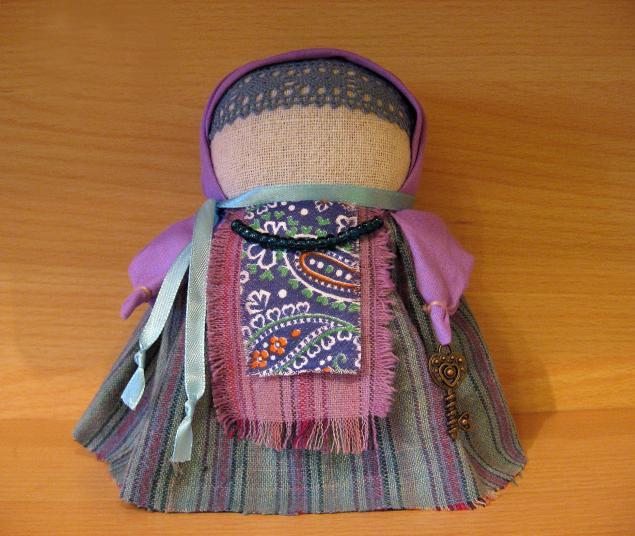 мастер-класс, обережная кукла