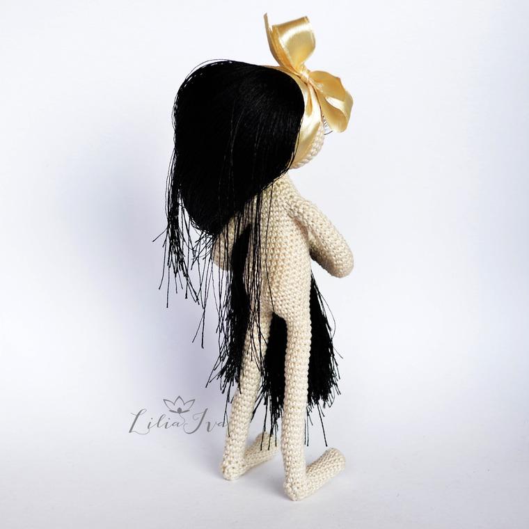 игрушки ручной работы, lilia iva