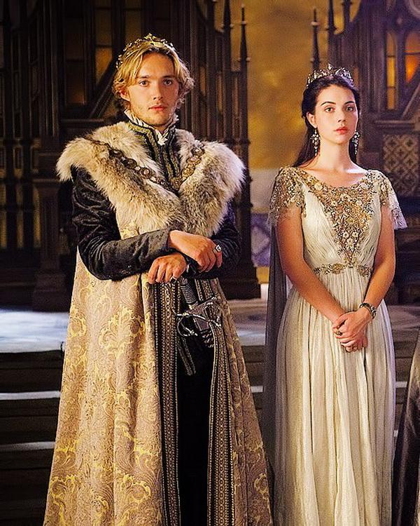 Фото платья марии из сериала царство