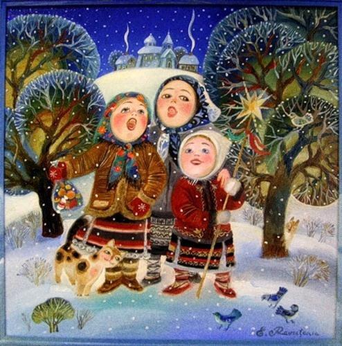 рождество, рождественские колядки, поздравление