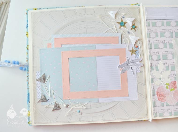 Альбом о бабочках и стрекозах, фото № 13
