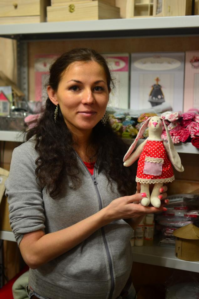 Куклы своими руками заяц