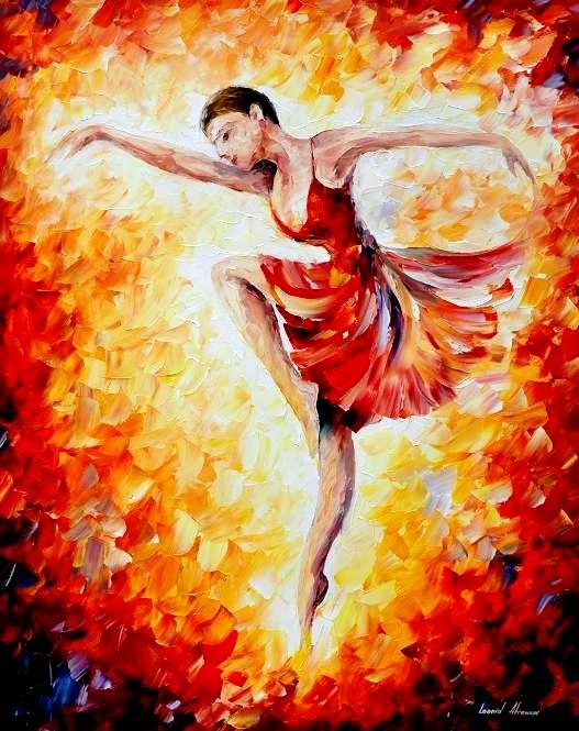 чувства, балет