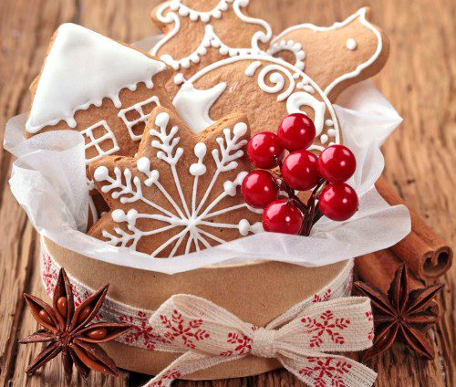 Картинки по запросу Рождественские сладости