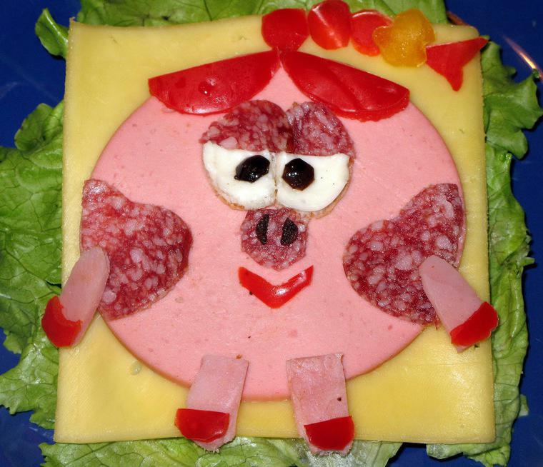 Торт детский фотоы