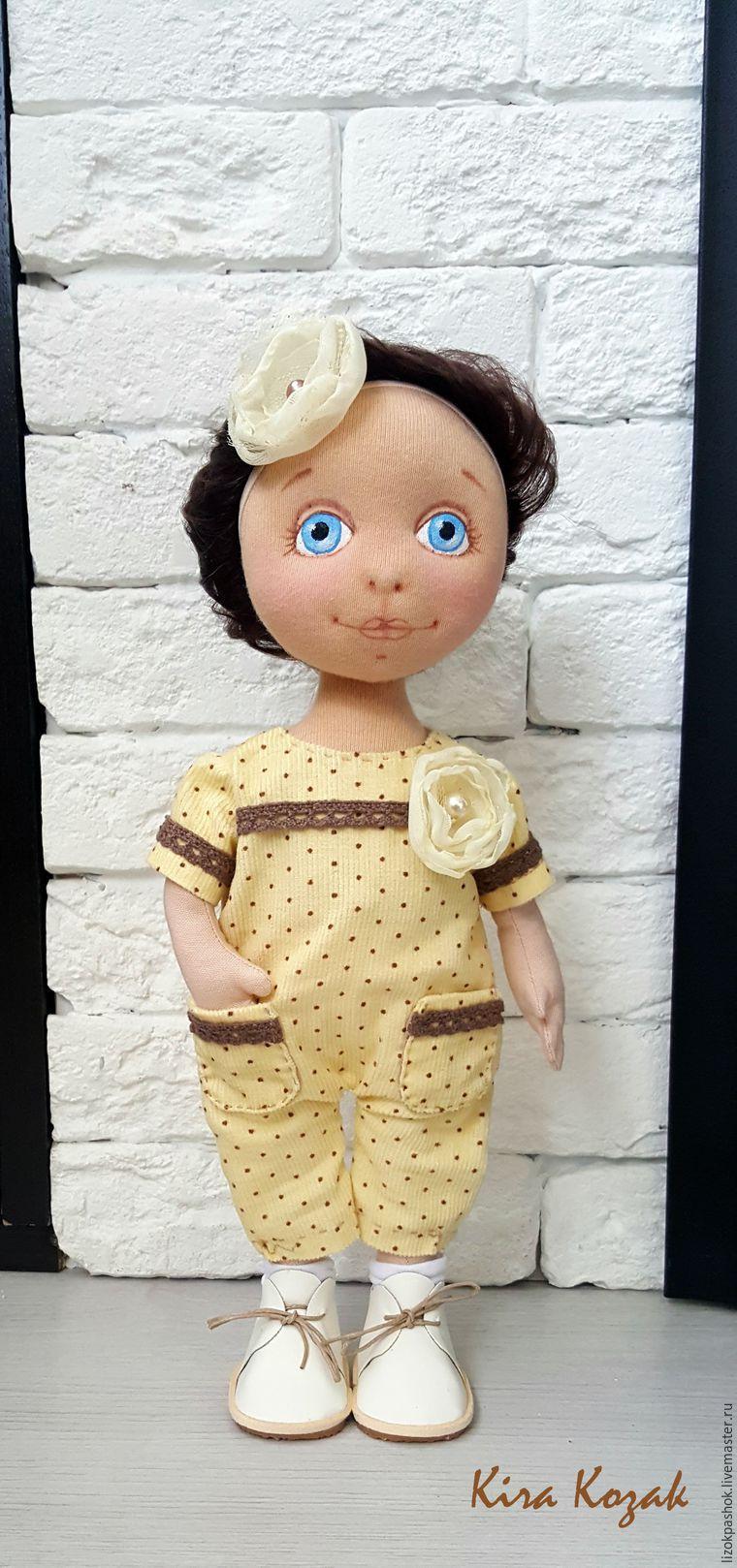 Как сшить комбинезон для куклы мастер класс 72