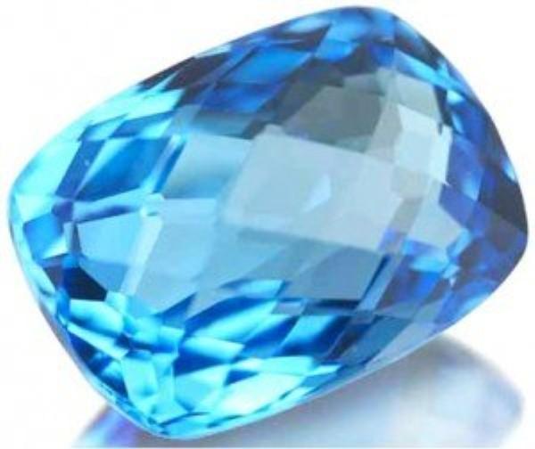 sky blue topaz, история топаз, натуральные камни, синий