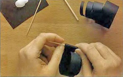 Этнографический музей. Часть 4 и далее. БУСИНЫ. Африканские бусины из бумаги - Ярмарка Мастеров - ручная работа, handmade