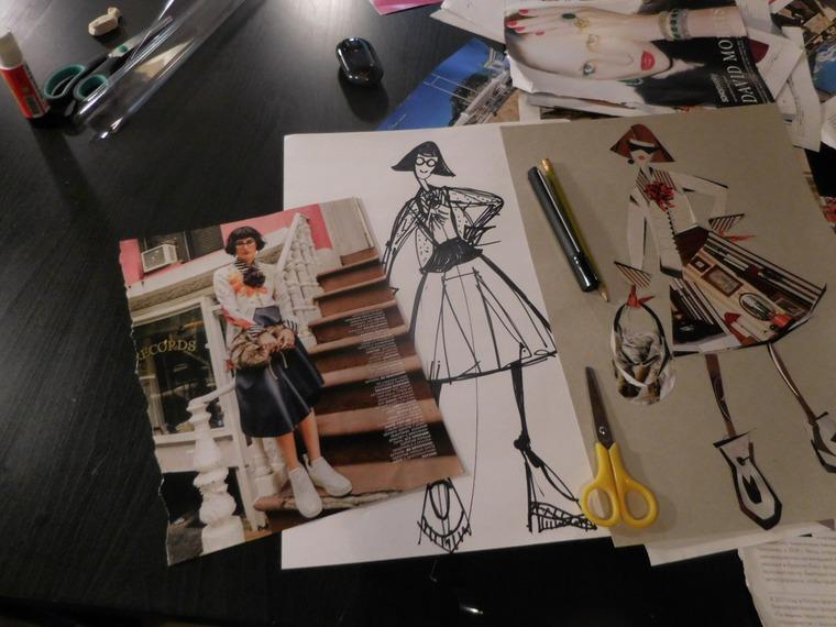 как я рисовать училась., фото № 20