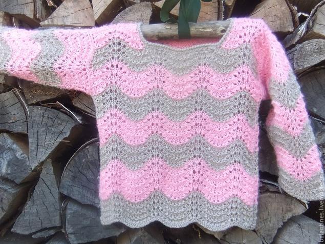 вязаные свитерочки