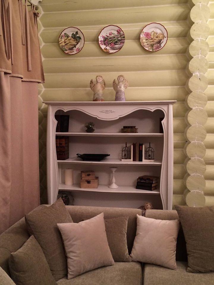 Декорирование стен тарелками, фото № 10
