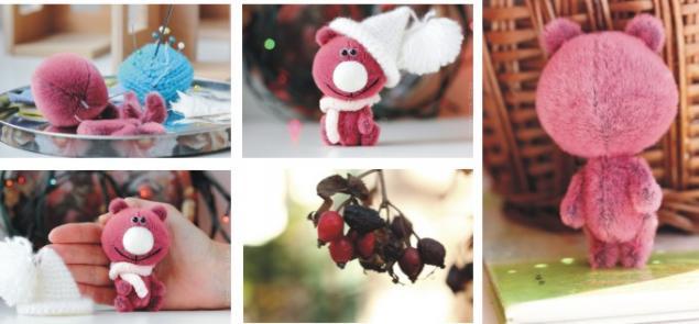 мишки тедди, создание мишек тедди, авторская игрушка