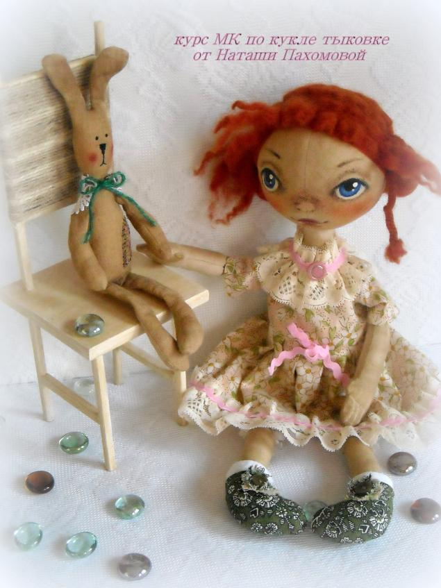 мк по кукле, мк по тыковке, мк по кукле тыковке, как сшить тыковку, делаем прическу кукле, мастер-класс по тыковке, текстильная кукла, кукла, тыквоголовка  кукла, мк в москве