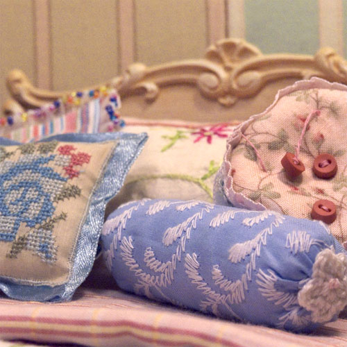 Невероятные кукольные домики и интерьеры Hila Rosenberg. Часть 2, фото № 6