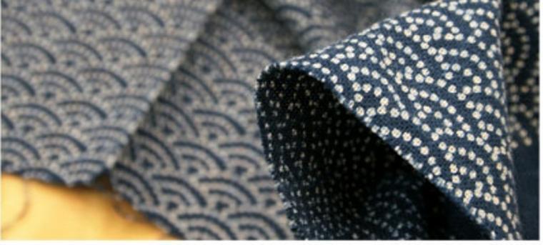 Коллекция тканей Йоко Саито и ее новинки., фото № 12