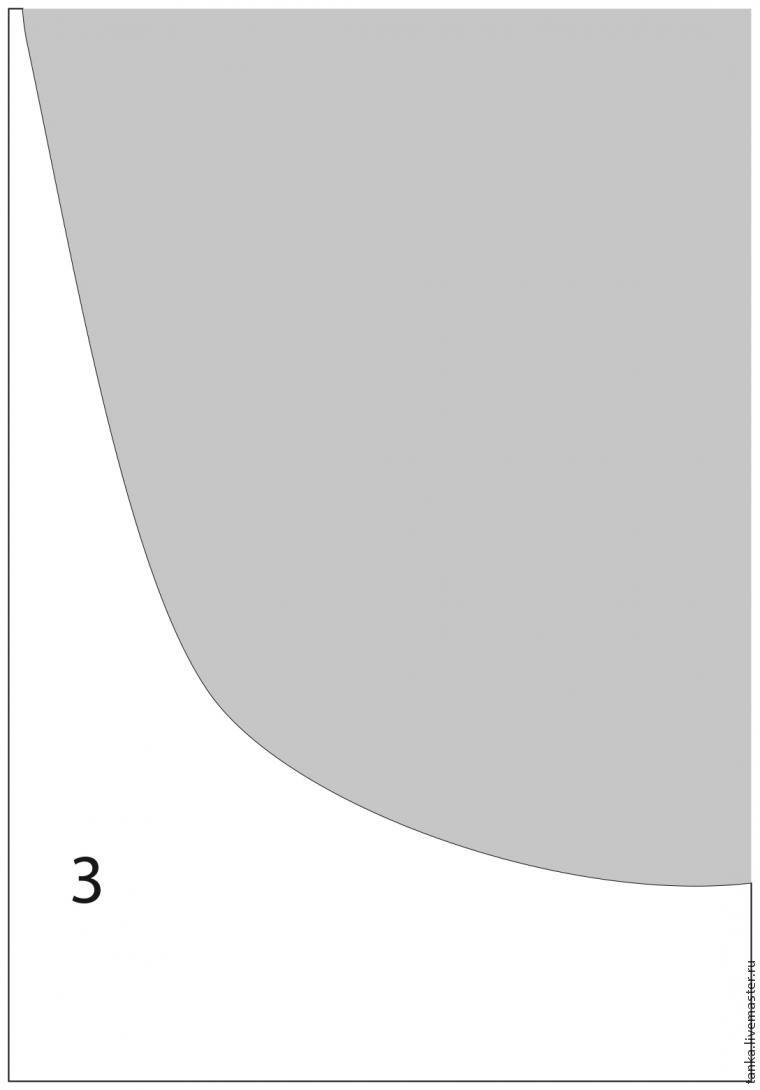 Увеличение шаблона в графической программе Иллюстратор, фото № 10