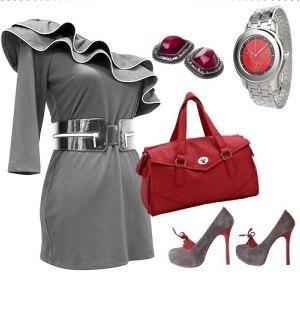 модный аксессуар, украшения, серебро