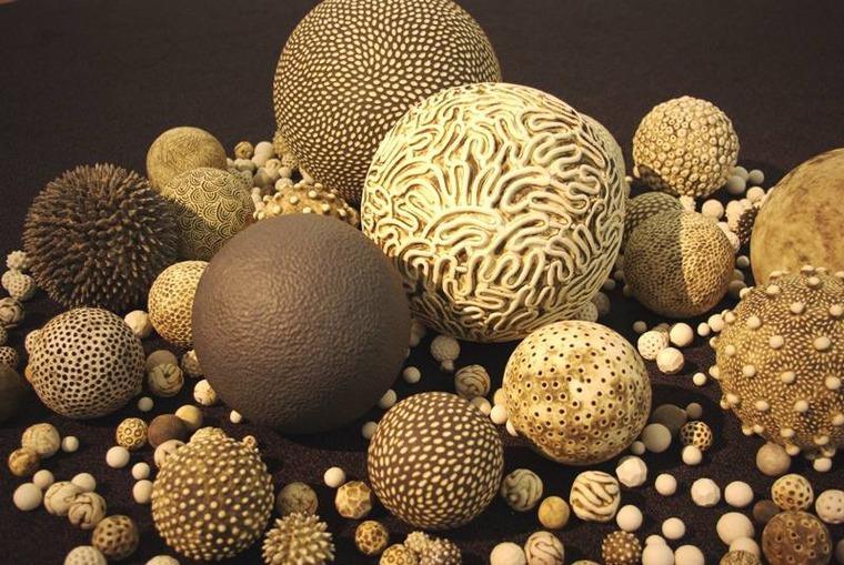 керамический декор