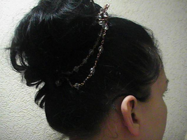 аксессуар, шпильки для волос, подарок маме