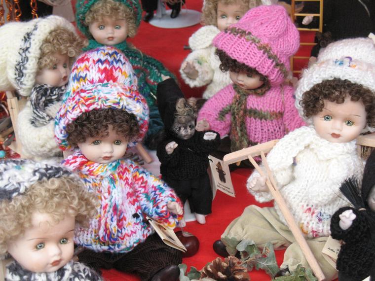 Рождественская рукодельная ярмарка в Санта-Мария-Маджоре, фото № 43