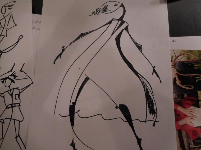 как я рисовать училась., фото № 13