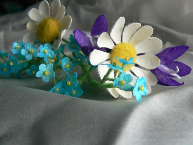 цветы, цветы ручной работы