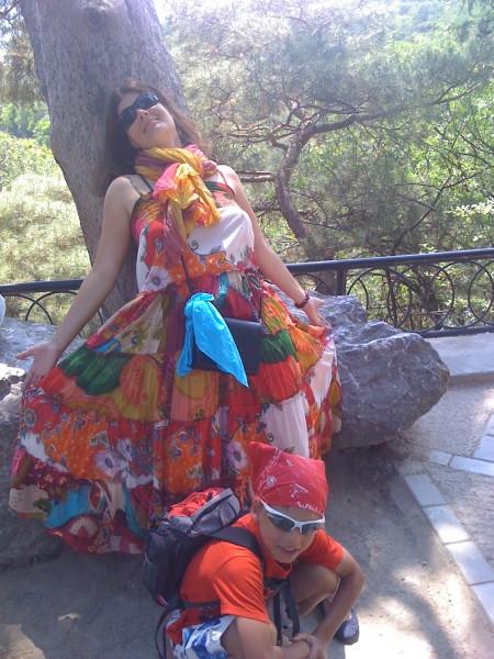 летние сарафаны