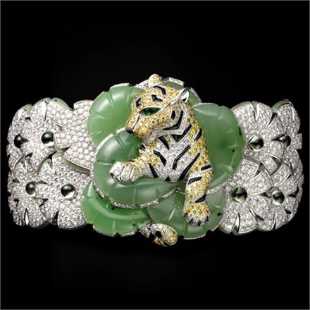 тигр браслет