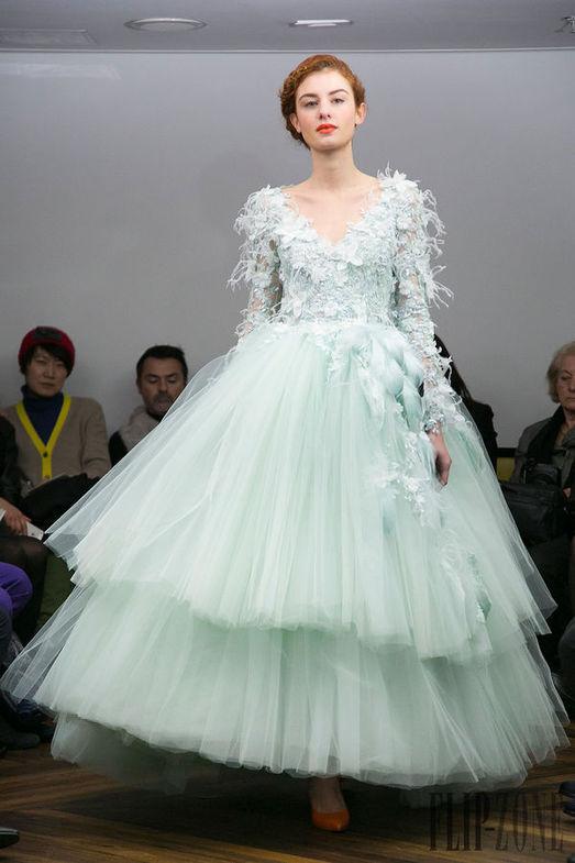 Tony Yaacoub Haute Couture весна-лето 2014, фото № 12