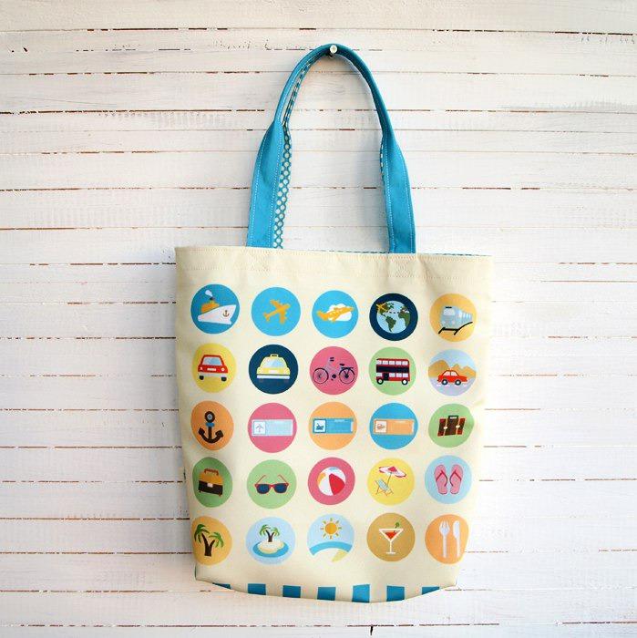 сумка для пляжа, летняя сумка