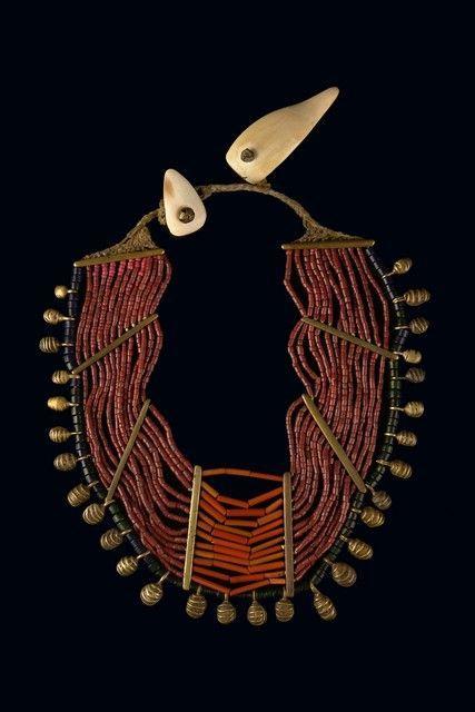 Этнические украшения народа Нага, фото № 16
