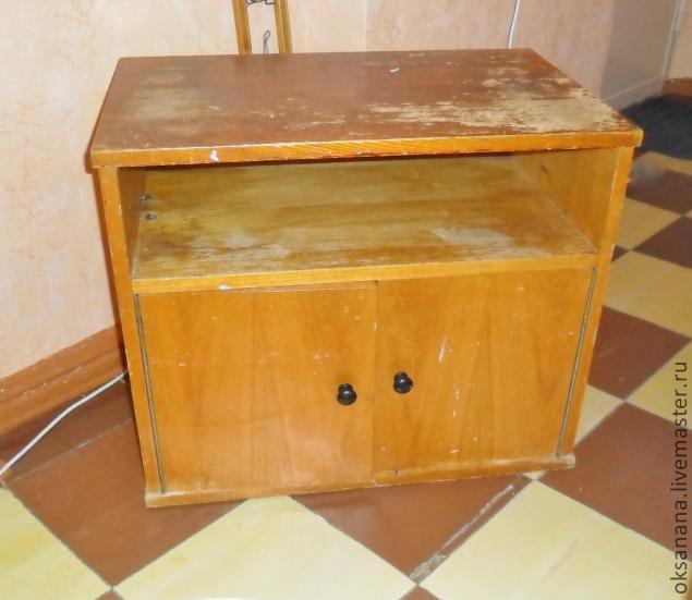 преображ-е старой мебели