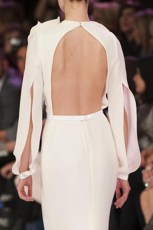 Stephane Rolland Haute Couture весна-лето 2014, фото № 102
