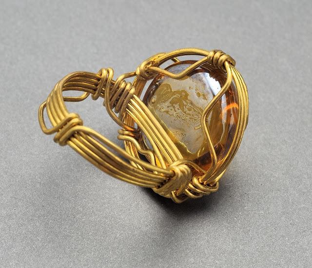 Властелин колец, или Как создать перстень из одного цельного куска проволоки, фото № 40