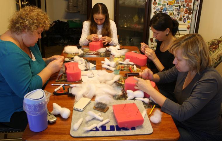 мк, мастер-класс, мастер-класс по валянию, мастер-классы, мк по сухому валянию, мк по валянию, коты, котенок, игрушки ручной работы, игрушка из шерсти, игрушки из войлока, игрушка в подарок, авторская игрушка, авторская работа