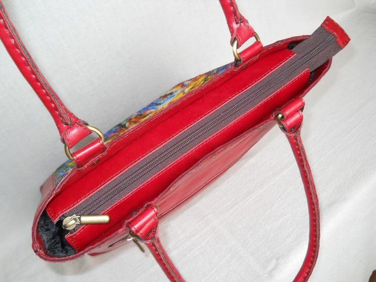 Изготовление на заказ сумок из кожи