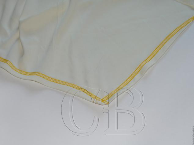Юбка из бракованной ткани (не совсем мастер-класс), фото № 3